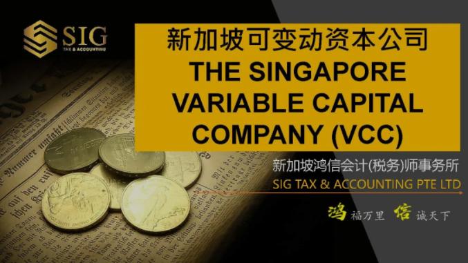 新加坡成本效益高的可变动资本公司VCC,您了解吗?看这里!